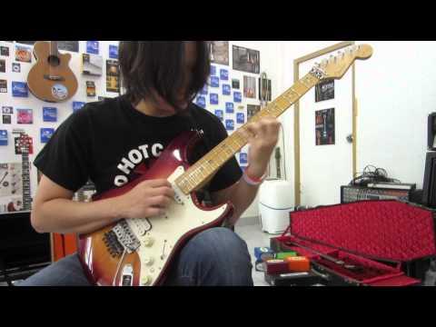 อ.โอ๋ ลองกีตาร์ 1994 Fender Richie Sambora Signature Guitar