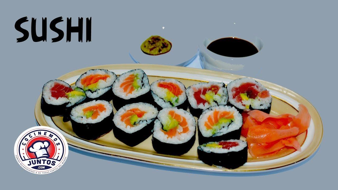 como preparar comida japonesa rapido y facil