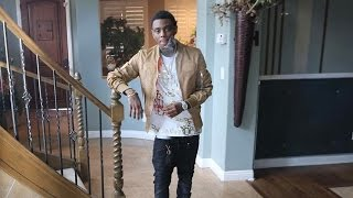 Soulja Boy Gives A Tour Of His Mansion