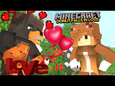 Minecraft - Donut the Dog Adventures -DONUT FINDS TRUE LOVE!!!!