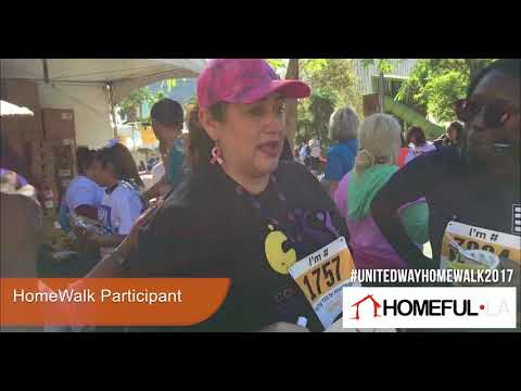 2017 HomeWalk Interview With Organizations Working to End Homelessness in Los Angeles