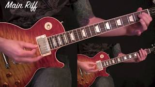 The Offspring - Come Out And Play - Guitar Lesson