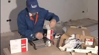 монтаж электропроводки своими руками(Видео предназначено для людей желающих сделать ремонт или построить дом, дачу не имея практического опыта..., 2014-03-28T15:52:20.000Z)
