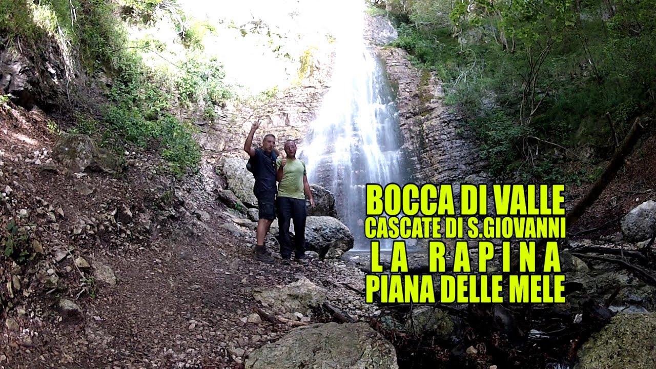 CASCATE SAN GIOVANNI - LA RAPINA - PIANA DELLE MELE - YouTube 4b6246448b9a