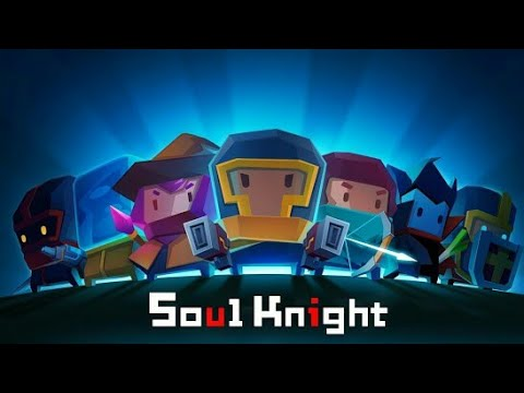 Soul Kinight Multiplayer with a friend.