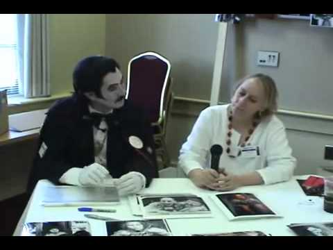 Count Gore de Vol interviews  Mink Stole