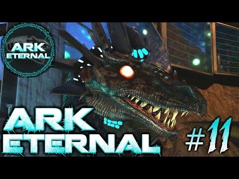 ARK: Eternal #11 - Tek Titanosaurus & Tek Dragon sind aufgetaucht 😱! | LP Ark Deutsch
