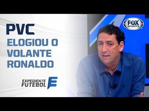 'ESTÁ PEDINDO PASSAGEM': PVC elogia jogador do Flamengo