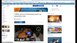 Joko Widodo Puts 9 on 72 Hour Notice for Death Row. NWO Illuminati Freemason Symbolism.
