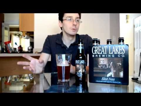 Great Lakes Brewing Company - Eliot Ness Vienna Amber Lager - Quick Sud Review