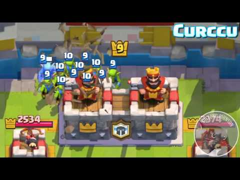Funny Moments & Glitches & Fails | Clash Royale Montage #01 / johnson