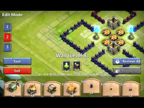 Th8 Hbm Th8 Castle Clash Speed Build