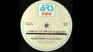TECHNOTRONIC Pump Up The Jam (Original Mix)
