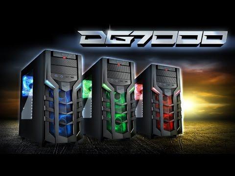Sharkoon DG7000 ATX Case Series [en]