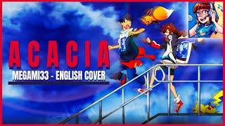 Pokemon Gotcha! - Bump Of Chicken | ACACIA [FULL ENGLISH COVER]