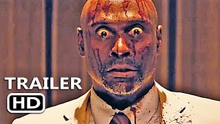 MONSTER PARTY Official Trailer (2018) Horror Movie