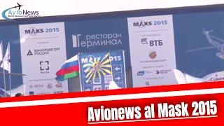 Avionews al Maks 2015