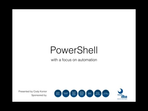 PowerShell With A Focus On Automation (HD)