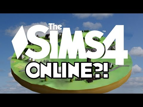 Was The Sims An Online Game