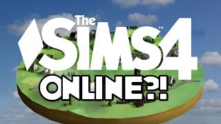 Was The Sims 4 an Online Game?