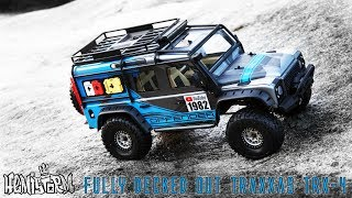 Video ULTRA DETAILED TRAXXAS TRX-4 - Shapeways & Yeah Racing making it real download MP3, 3GP, MP4, WEBM, AVI, FLV Juli 2018