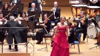 """Mara Mastalir, Sopran : E. Kalman, Csardasfürstin, """"Heia in den Bergen"""" - 2013"""