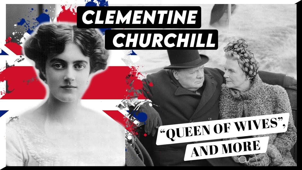 """Download Clementine Churchill - """"Queen of Wives"""" and more"""