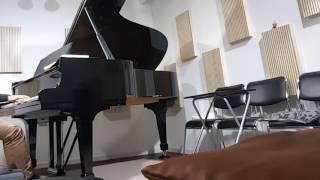 River Flows In Youをグランドピアノで弾いてみた イルマ(Yiruma/Piano)