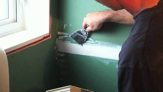 Gambar cover How to mud and tape drywall [1of2]