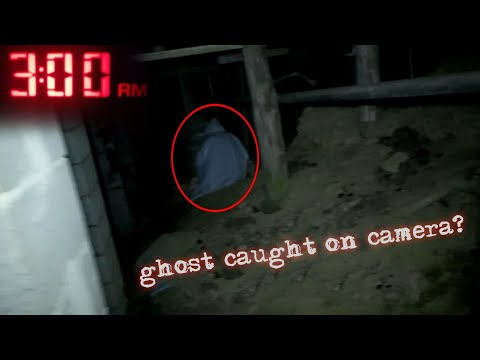 (GHOST CAUGHT) LOST CITY of ELKMONT FOUND Abandoned HAUNTED GHOST-TOWN at 3AM Elkmont, TN