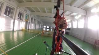 видео Hoyt AlphaElite - Стрельба из лука в России