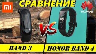 Сравнение Huawei Honor Band 4 и Xiaomi Mi Band 3. Какой Выбрать?