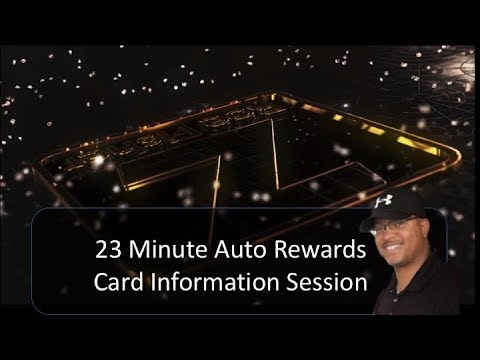 Ztegrity Autorewards Card 23 minute video | Ztegrity Auto Rewards Card in 23 minutes