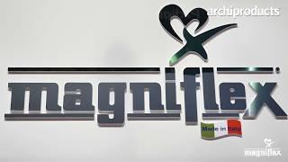 Salone del Mobile.Milano 2018 | MAGNIFLEX - Marco Magni, Nuvola, Acqua Breeze, Maestro 14, Smartech