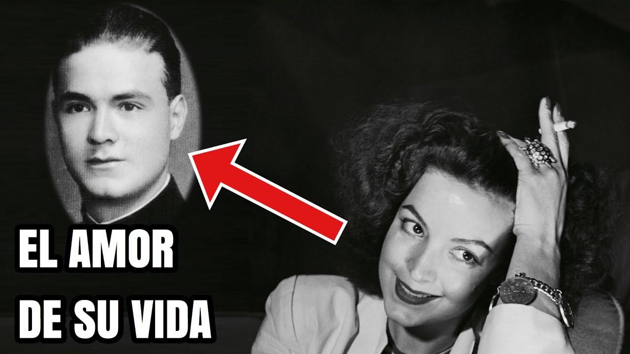 EL HOMBRE PROHIBIDO DE MARÍA FÉLIX Y SU VIDA AMOROSA