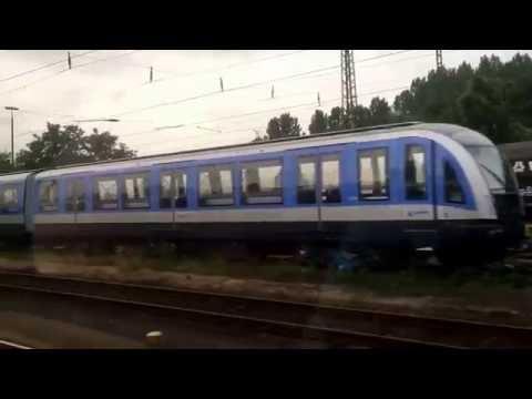 RB 31 Nordwestbahn Moers - Rheinberg