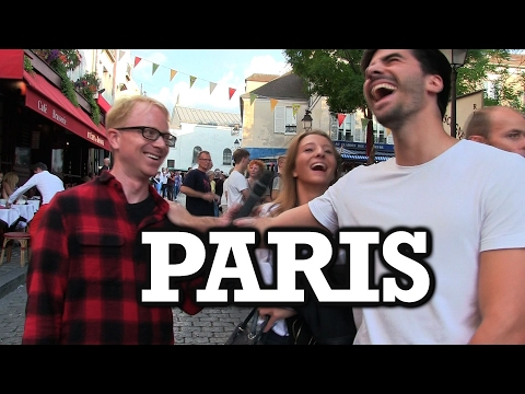Joe Goes To Paris