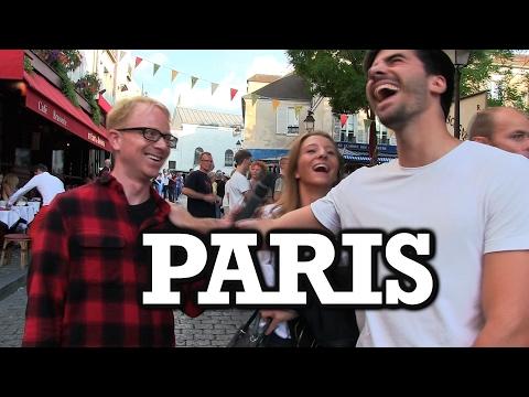 Joe Goes To Paris