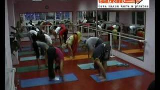 Yoga Style 49 - урок 1
