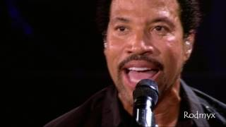 Lionel Richie   Stuck On You LIVE HD