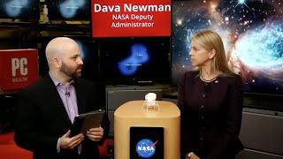 Interview: NASA deputy administrator Dava Newman