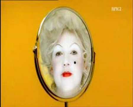 Lady in a mirror - NRK2 Ident ...
