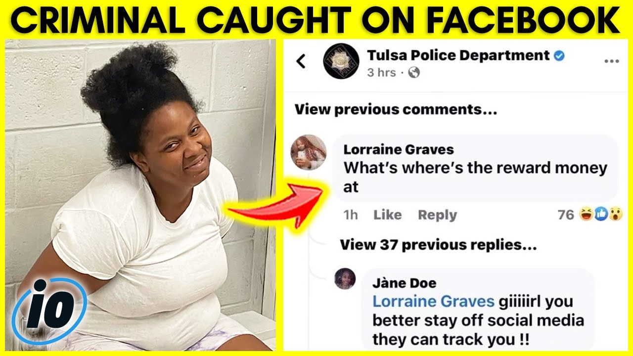 Woman Arrested After Commenting On Most Wanted Post