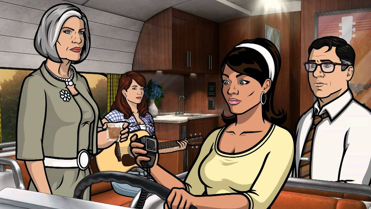 Archer southbound and down youtube - Archer episodes youtube ...