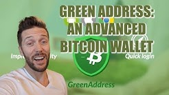 Green Address Bitcoin Wallet - Segwit, RBF, 2FA, Multisig and More
