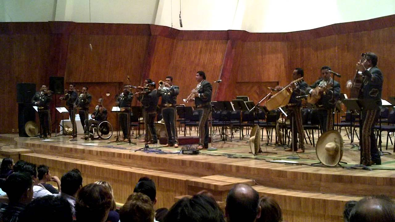 Mariachi 2000 sinfonico 09 blue moon ollin yoliztli for Sala ollin yoliztli