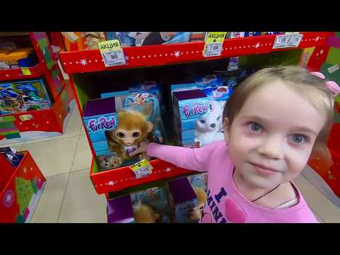 VLOG Шопинг в Магазине Игрушек  Детский мир  Вика Hello Viki Влог