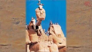 Абу-Симбел   перенос храма Рамсеса второго / Abu Simbel temple of Ramses the second transfer(В конце 1950-х годов, во время строительства Асуанской гидроэлектростанции, Абу-Симбел оказался на территори..., 2016-01-28T15:26:33.000Z)