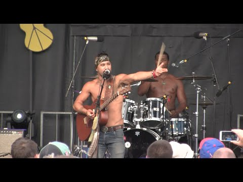 Nahko & Medicine for the People 'Warrior People' Gathering of the Vibes 2014 Mp3