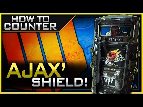 How to Counter Ajax' Shield in Black Ops 4! (10+ Tips)